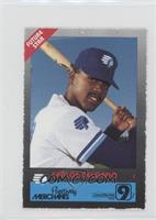 Carlos Delgado Rookie Related All Baseball Cards