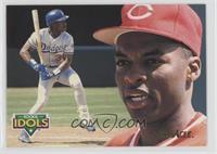Reggie Sanders, Eric Davis