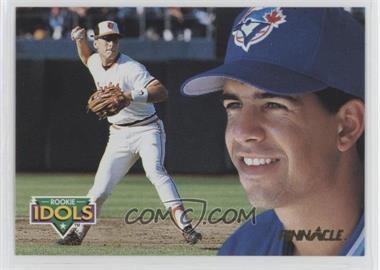 1992 Pinnacle - Rookie Idols #11 - Eddie Zosky, Cal Ripken Jr.