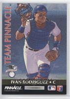 Ivan Rodriguez, Benito Santiago