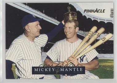 1992 Pinnacle Mickey Mantle - Box Set [Base] #14 - Mickey Mantle, Casey Stengel