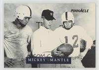 Mickey Mantle, Ray Mantle, Roy Mantle