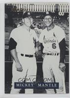 Mickey Mantle, Stan Musial