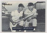 Mickey Mantle, Billy Martin