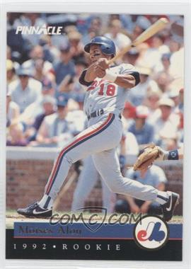 1992 Pinnacle Rookies - Box Set [Base] #16 - Moises Alou