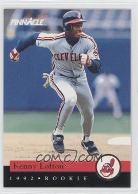 1992 Pinnacle Rookies - Box Set [Base] #3 - Kenny Lofton