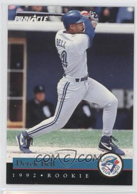 1992 Pinnacle Rookies - Box Set [Base] #7 - Derek Bell