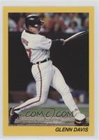 Glenn Davis Baseball Cards