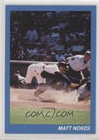 Matt Nokes Baseball Cards