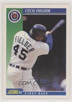 Cecil Fielder