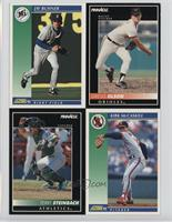 Jay Buhner, Gregg Olson, Terry Steinbach, Kirk McCaskill [Noted]