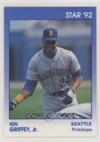 786df56af2 Ken Griffey Jr. Seattle Mariners Serial Numbered Baseball Cards