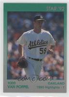 Todd Van Poppel 1990 Highlights - 1