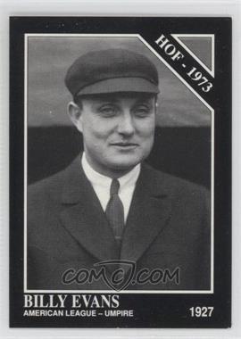 1992 The Sporting News Conlon Collection - [Base] #472 - Billy Evans