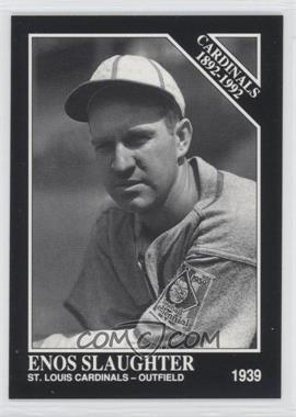 1992 The Sporting News Conlon Collection - [Base] #642 - Enos Slaughter