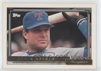 Kevin Reimer (F* 1992 The Topps Company)