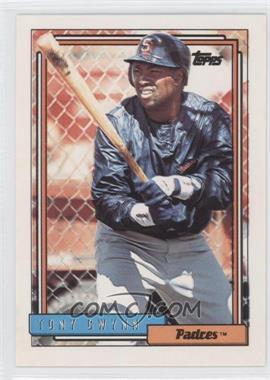 1992 Topps - [Base] #270 - Tony Gwynn