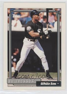 1992 Topps - [Base] #290 - Bo Jackson