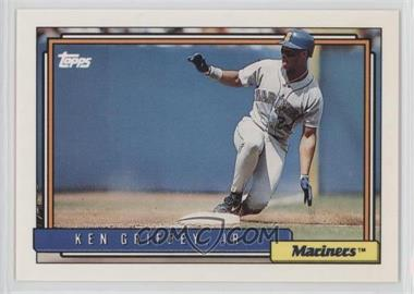 1992 Topps - [Base] #50 - Ken Griffey Jr.
