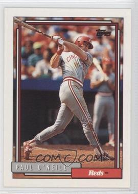 1992 Topps - [Base] #61 - Paul O'Neill