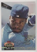 5e62078d1e Ken Griffey Jr. Seattle Mariners Baseball Cards