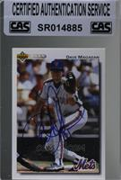 Dave Magadan [CAS Certified Sealed]