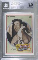 1941 .406 - Ted Williams [BGS 8.5 NM‑MT+]