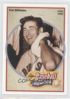 1941 .406 - Ted Williams