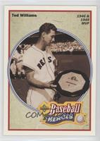 1946 & 1949 MVP - Ted Williams