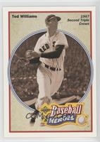 1947 Second Triple Crown - Ted Williams