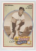 1950s Player of the Decade - Ted Williams [EX to NM]