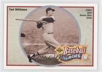 1960 500 Home Run Club - Ted Williams