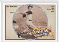 1960 500 Home Run Club - Ted Williams