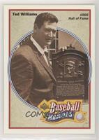 1966 Hall of Fame - Ted Williams [Good to VG‑EX]