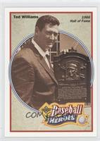 1966 Hall of Fame - Ted Williams