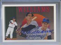 Ted Williams (Autograph) #/2,500