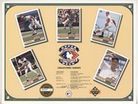 Lou Brock, Bob Gibson, Robin Roberts, Bobby Bonds, Billy Williams #/76,400