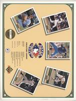 Reggie Jackson, Gaylord Perry, Brooks Robinson, Rollie Fingers, Ted Williams [E…