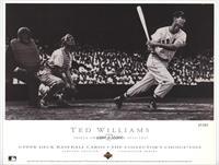 Ted Williams (Triple Crown Winner 1942, 1947)