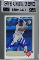Carlos Delgado [CAS Certified Sealed]