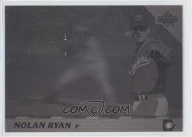 1992 Upper Deck Team MVP Holograms - Box Set [Base] #45 - Nolan Ryan