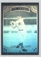 Lou Gehrig /150000