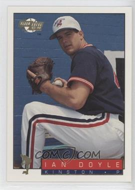 1993-94 Fleer Excel - [Base] #42 - Ian Doyle