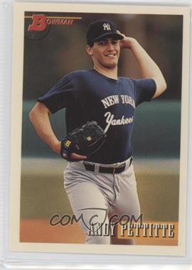 1993 Bowman - [Base] #103 - Andy Pettitte