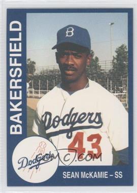 1993 Cal League Bakersfield Dodgers - [Base] #19 - Sean McKamie