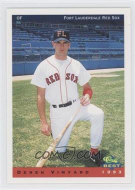 1993 Classic Best Ft. Lauderdale Red Sox - [Base] #25 - Derek Vinyard