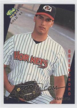 1993 Classic Best Gold Minor League - [Base] #117 - Andy Pettitte