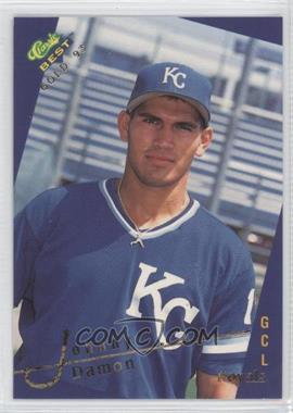 1993 Classic Best Gold Minor League - [Base] #201 - Johnny Damon