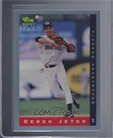 Derek Jeter Greensboro Hornets Baseball Cards