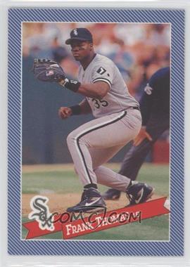 1993 Continental Baking Hostess Baseballs - [Base] #13 - Frank Thomas